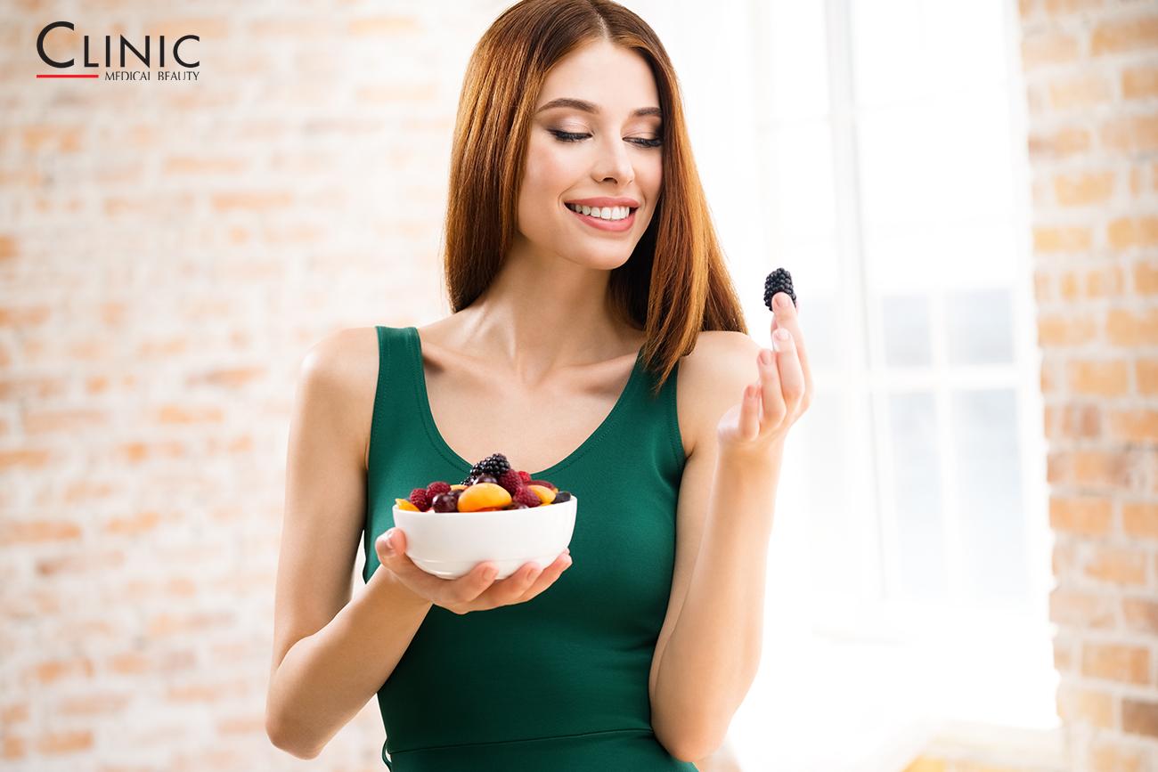 L'importanza di una dieta sana per la tua bellezza